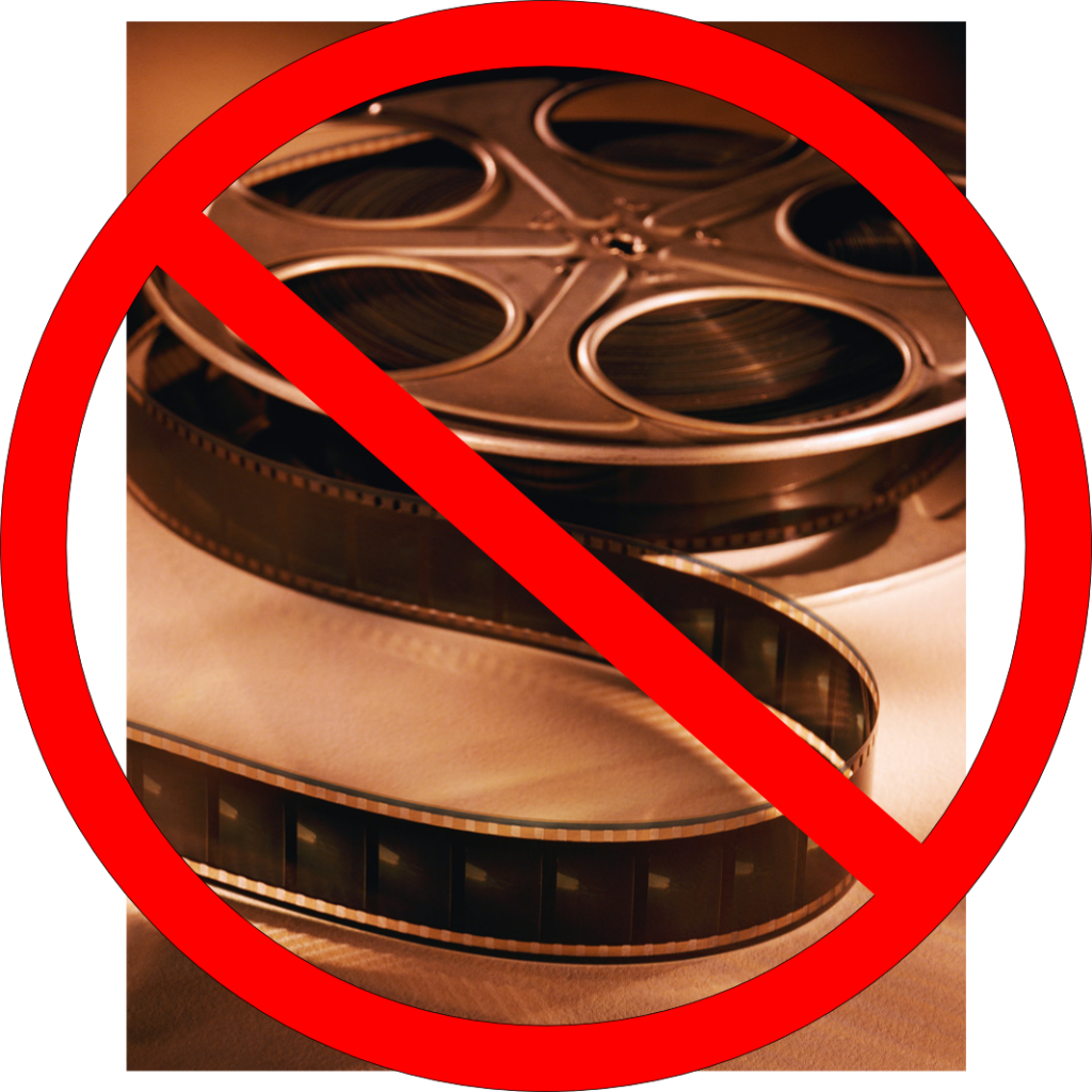 no film 1024x1024 35mm film has seen its day.  Production to end in U.S. in 2013.
