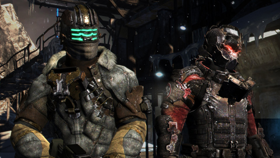 Dead Space 3 Dead Space 3 Demo Available Early on Xbox Live