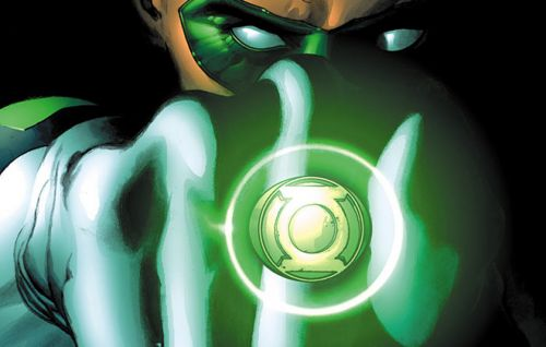 green lantern ring 25 of The Greatest Fictional Weapons Ever (Part 1)