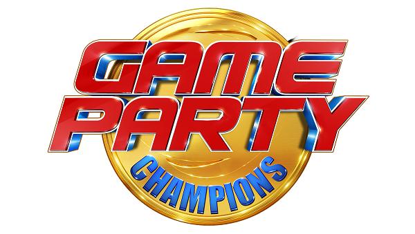 Resultado de imagem para Game Party: Champions logo png