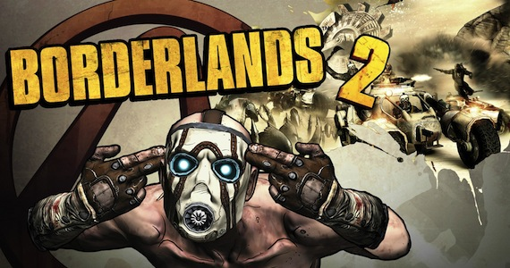 borderlands2logo Borderlands 2 is 50% off Over on Steam