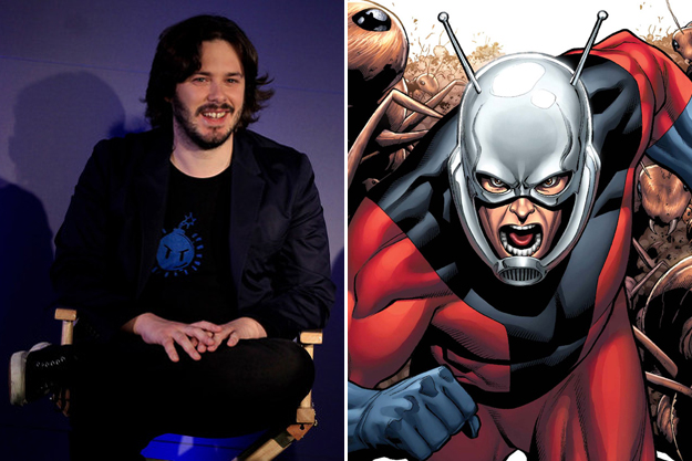 edgar wright ant man movie Edgar Wright Comments on the Status of Ant Man