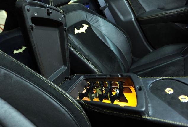 Kia Makes A Batmobile For Charity Fizmarble