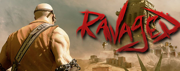 Ravaged Logo Ravaged Demo is Free on Steam