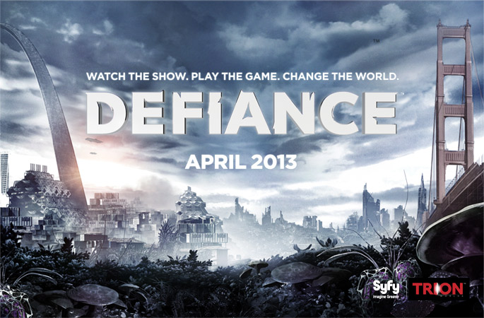 "defiance comiccon   CC   685x450 Defiance ""Advanced Mission Beta 1"" Secheduled for January 18 20"