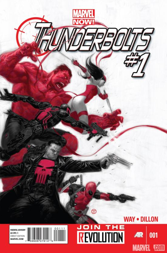 detail9 Marvel NOW   Thunderbolts #1 (Preview)