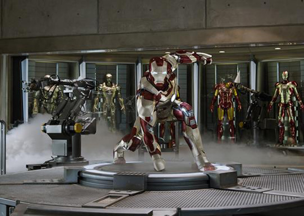 newironman3photos6 The Upcoming Comic Book Movies of 2013