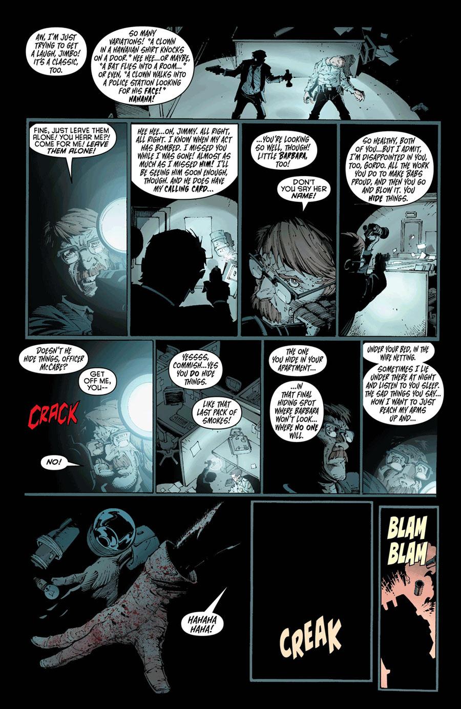 Dc Comics Batman 13 Preview Fizmarble