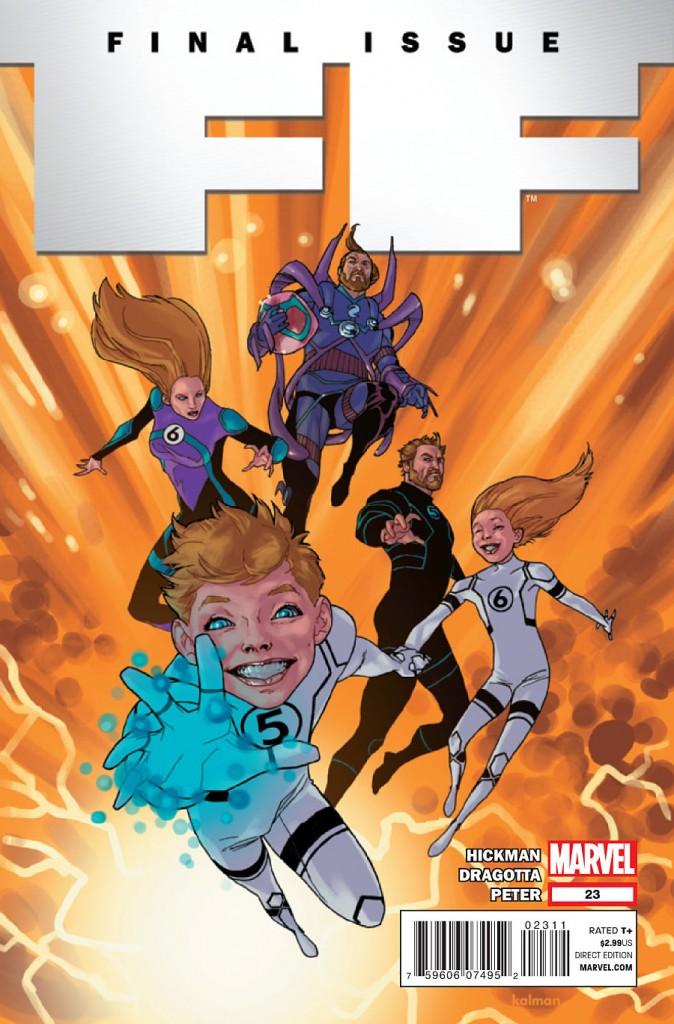 prv13965 cov 674x1024 Marvel Comics   FF#23 (Preview)