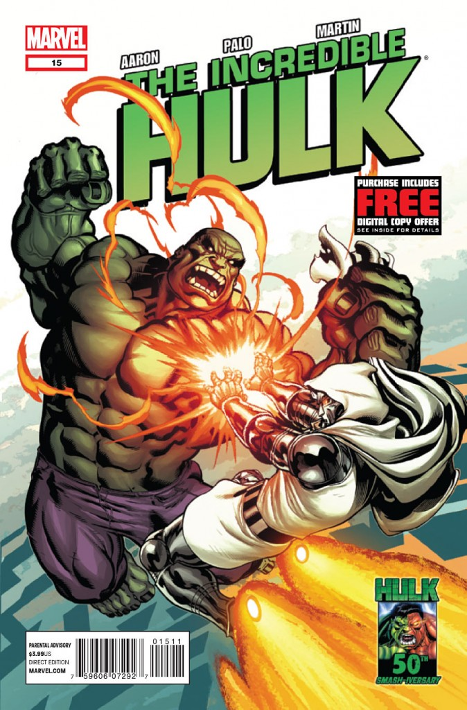 prv13967 cov 674x1024 Marvel Comics   The Incredible Hulk #15 (Preview)