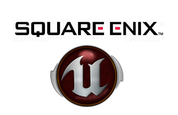 square enix Unreal Square Enix Signs Long Term Unreal Engine Licensing Agreement