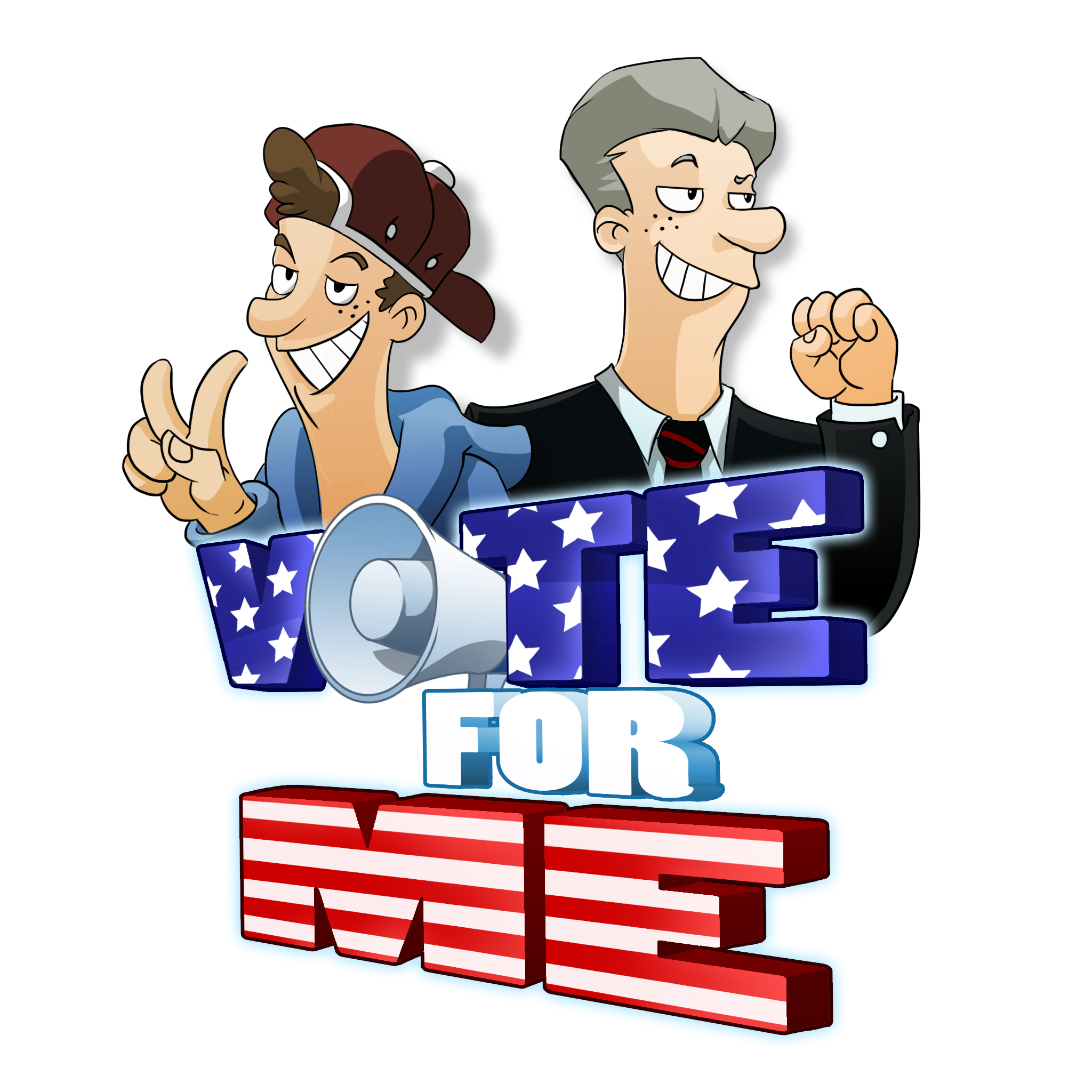 Vote For Me App for iOS and Android - fizmarble  Vote For Me App...