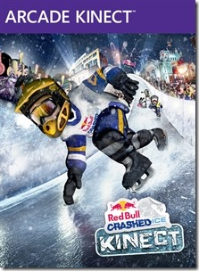 Red Bull Crashed Ice Box Art thumb Red Bull Crashed Ice Kinect Review