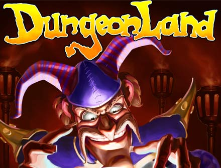 dungeonland logo Dungeonland is Accepting Limited Beta Sign ups
