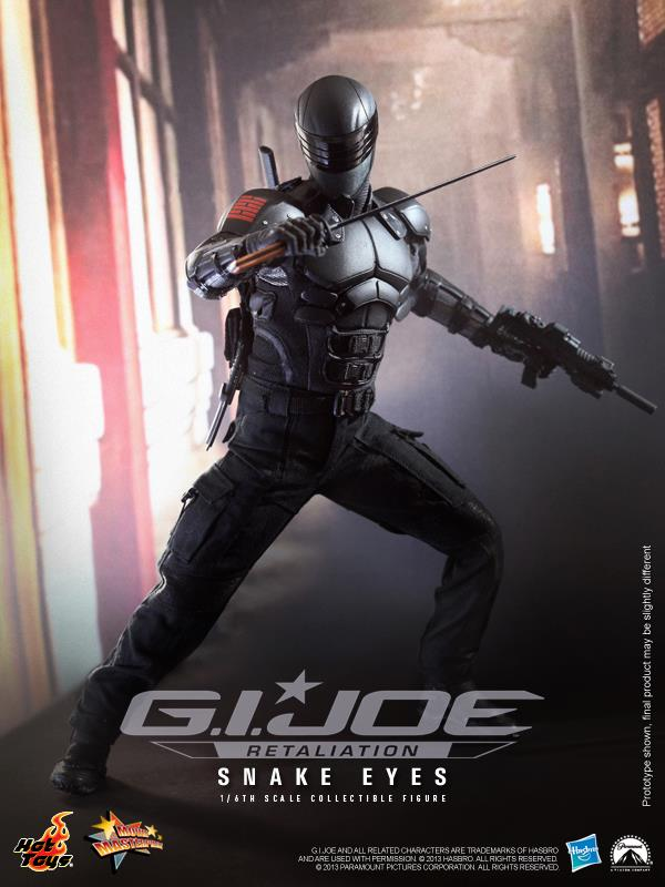 64990 10151181688627344 674277206 n Hot Toys presents Snake Eyes in The Ultimate Action Figure Ever