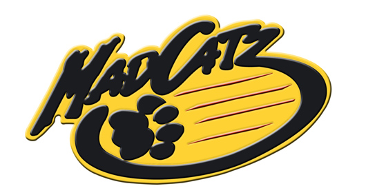 Logo Madcatz Win Mad Catz Gear in Super Sci Fi Sweepstakes