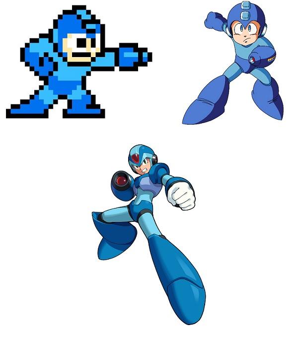 Mega Man Birthday