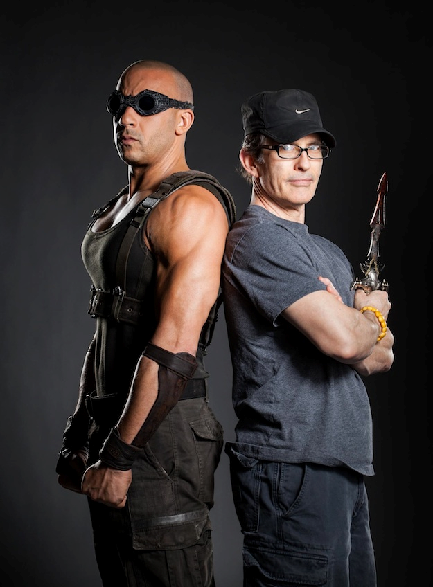 Riddick Riddick to Hit Theaters on September 6th of Next Year