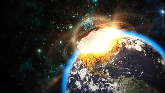 asteroid impact NASA Weighs in on End of the World Rumors