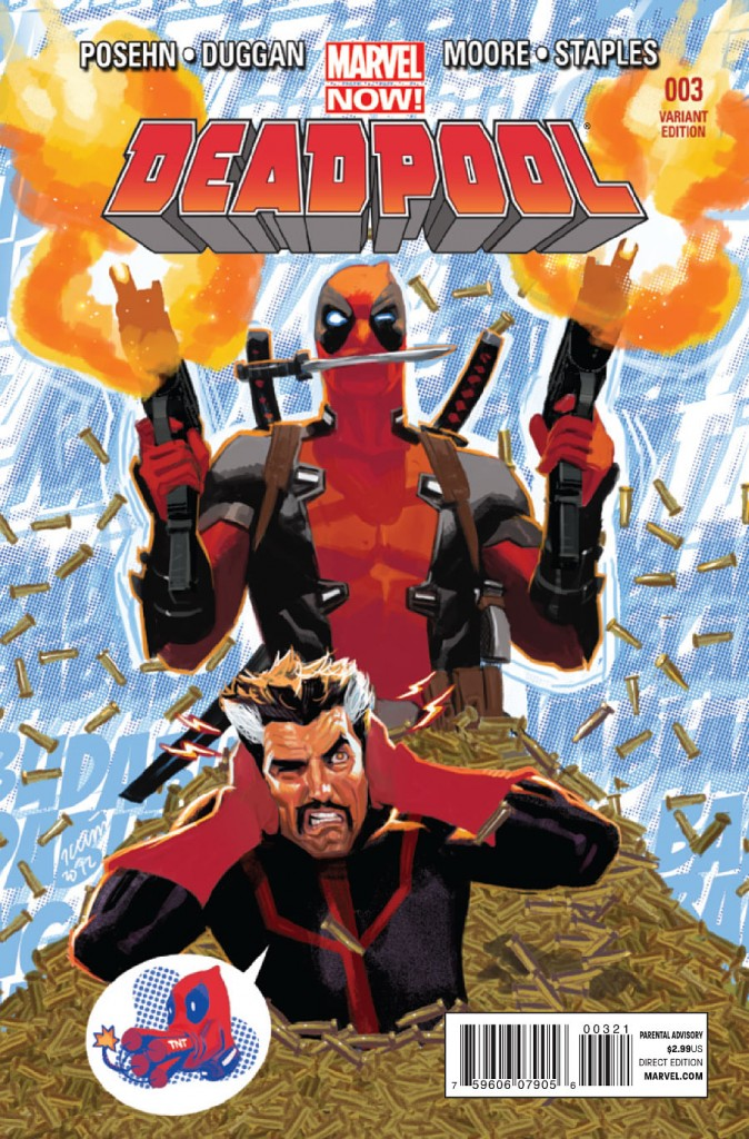 prv14404 pg1 674x1024 Marvel Comics   Deadpool #3 (Preview)