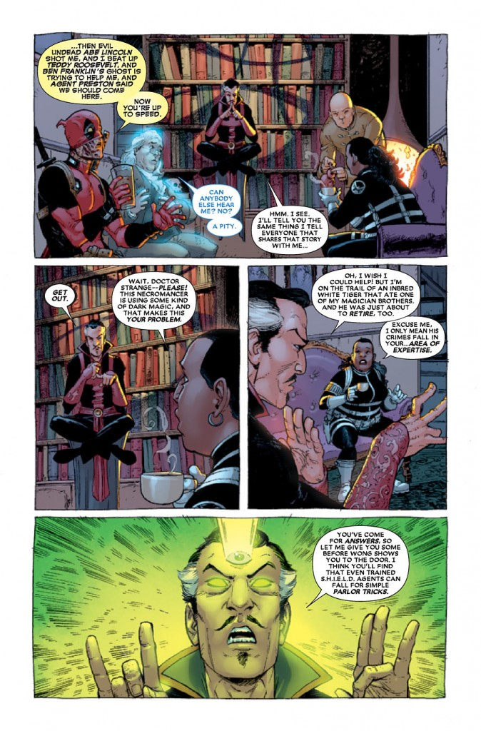 prv14404 pg3 674x1024 Marvel Comics   Deadpool #3 (Preview)