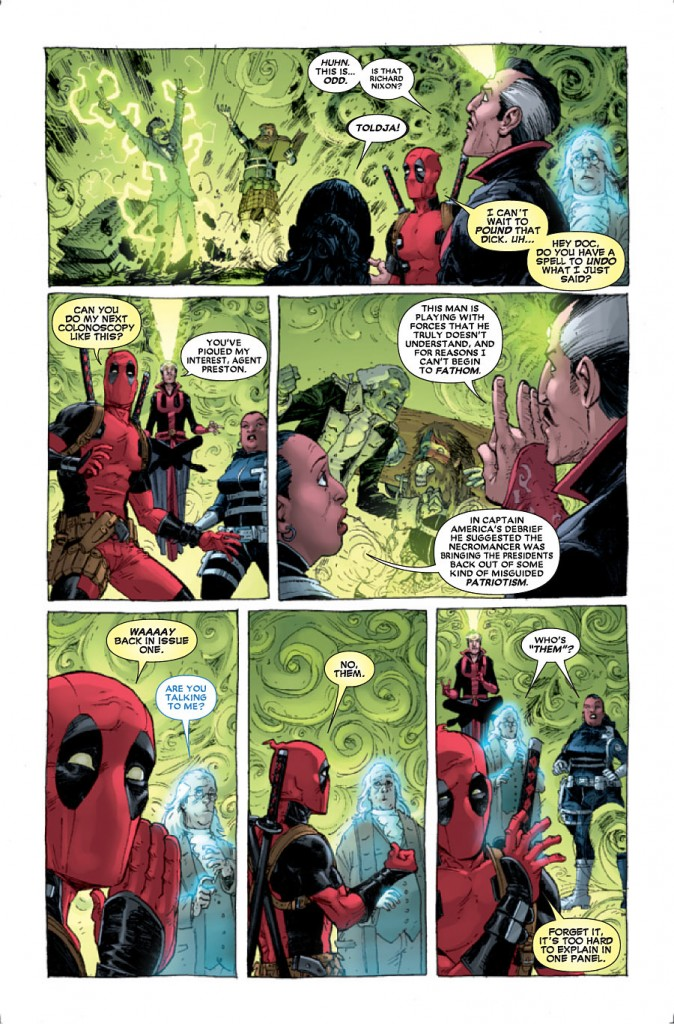 prv14404 pg4 674x1024 Marvel Comics   Deadpool #3 (Preview)