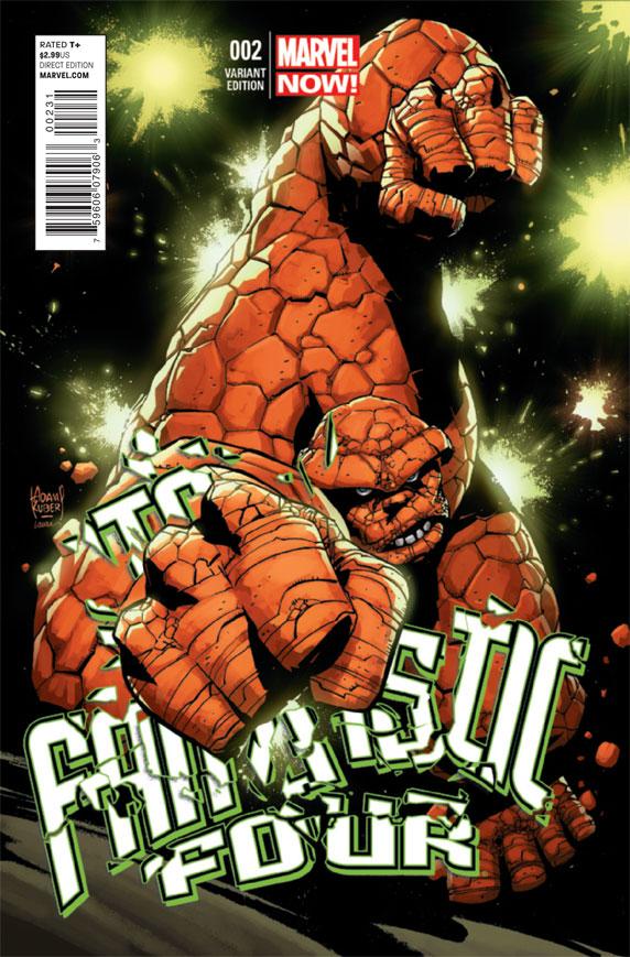 prv14477 pg1 Marvel Comics   Fantastic Four #2 (Preview)