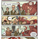 prv14683 pg3 150x150 Image Comics   The Manhattan Projects #8 (Preview)