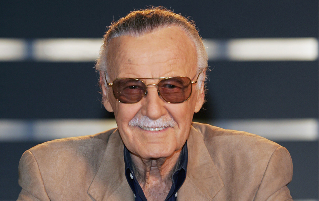 stan lee 1024x647 Happy Birthday to Stan Lee!!!