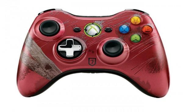 Tomb Raider Xbox Controller