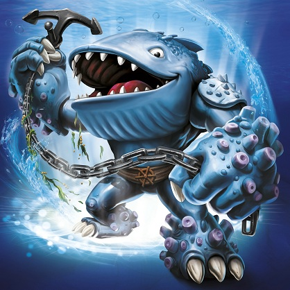 1877SG Illus Thumpback FINAL HiRes Two New Skylanders Enter the Fray (Thumpback & Eye Brawl)