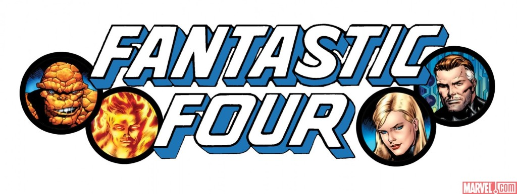FantasticFour 570 NewLogo 1024x386 Mark Millar Talks About the Fantastic Four Film Reboot