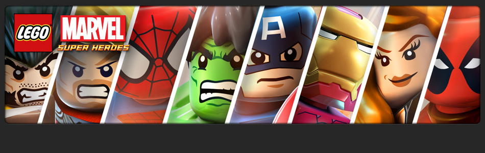 Gamestage MarvelSuperHeroes 950x300main LEGO Brings the Marvel Super Heroes to Their Game World