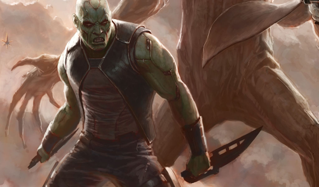 Guardians of the Galaxy Drax the Destroyer Casting News for Drax the Destroyer from Guardians of the Galaxy