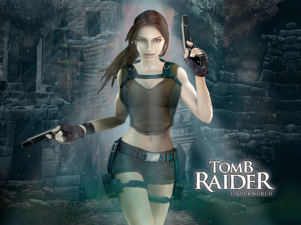 Lara Croft tomb raider 6374078 1280 960 1024x768 Tomb Raider Collection on Sale on Steam