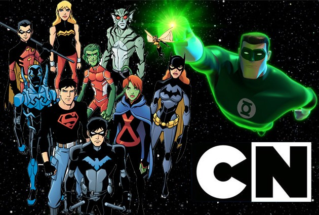 cartoon network cancels young justice and green lantern tas 630x425 Young Justice and Green Lantern Cartoons Cancelled