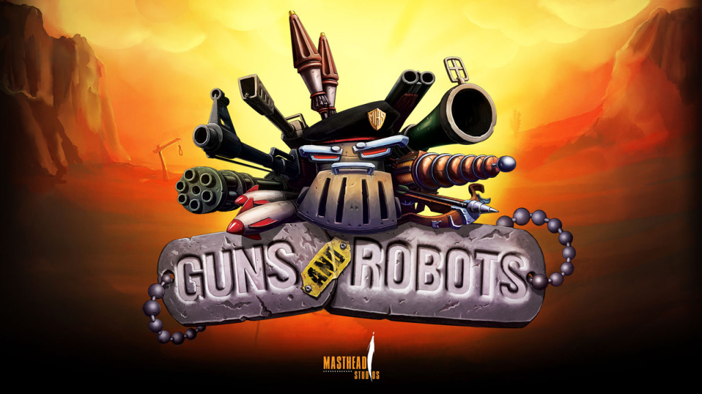 gar logowall 1280x720 1024x576 GUNS and ROBOTS Open Beta BeginsToday