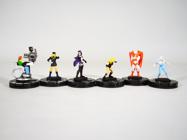 group01 HeroClix Online Announces New DC Content