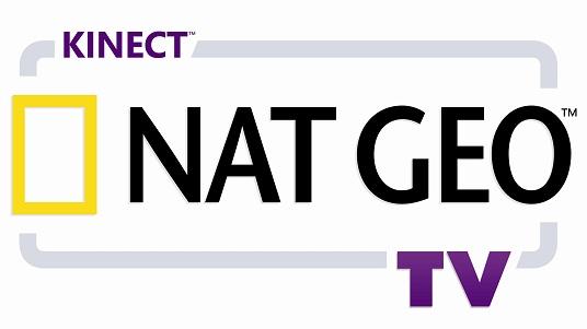 natgeokinectlogo Kinect Nat Geo TV