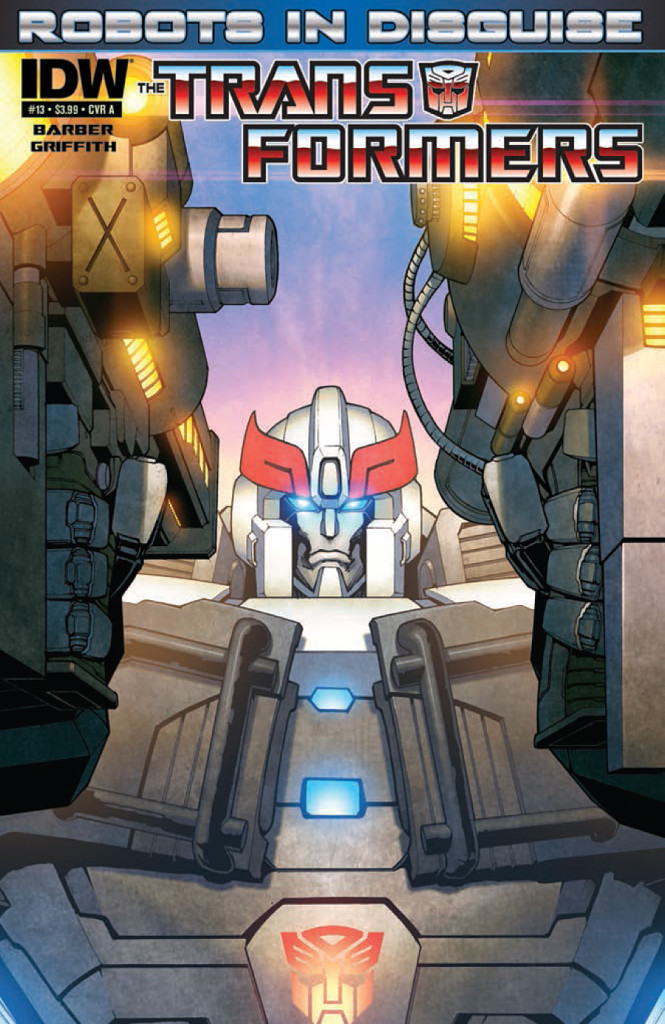 prv14799 cov 665x1024 IDW   Transformers: Robots in Disguise #13 (Preview)