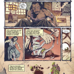 prv14802 pg6 150x150 IDW   Teenage Mutant Ninja Turtles: Secret History of the Foot Clan #1 (Preview)