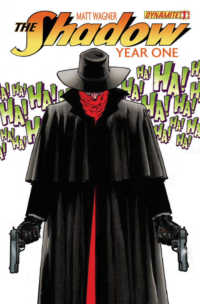 prv14946 cov 674x1024 Dynamite Entertainment   The Shadow: Year One #1 (Preview)