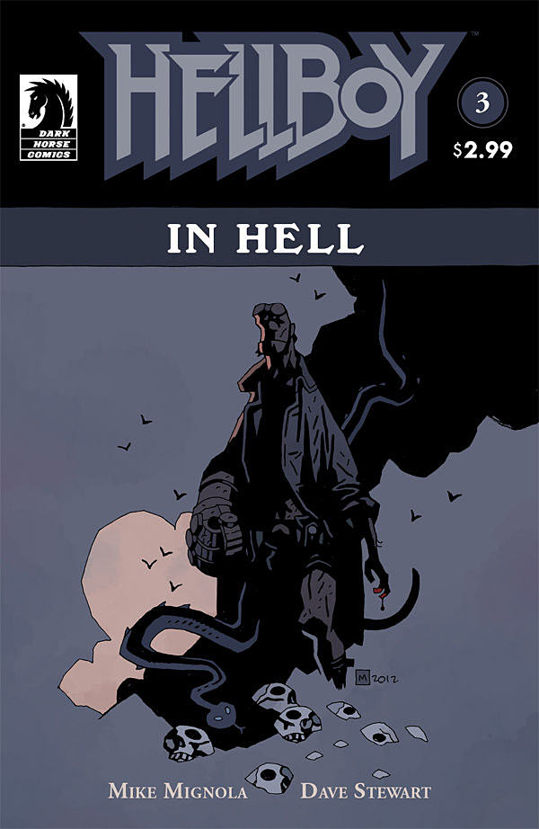 prv14987 cov Dark Horse Comics   Hellboy in Hell #3 (Preview)