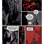 prv14987 pg2 150x150 Dark Horse Comics   Hellboy in Hell #3 (Preview)