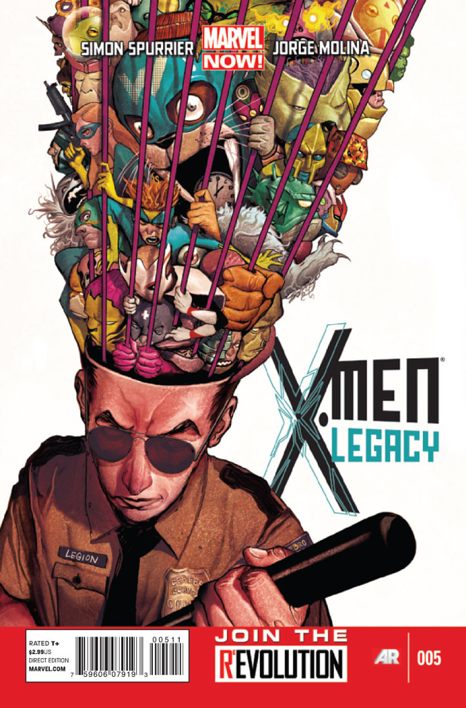 prv14996 cov 674x1024 Marvel Comics: X men Legacy #5 (Preview)