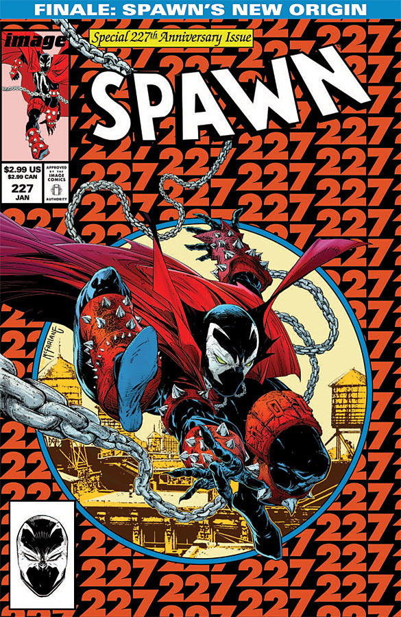 prv15037 cov Image Comics   Spawn #227 (Preview)