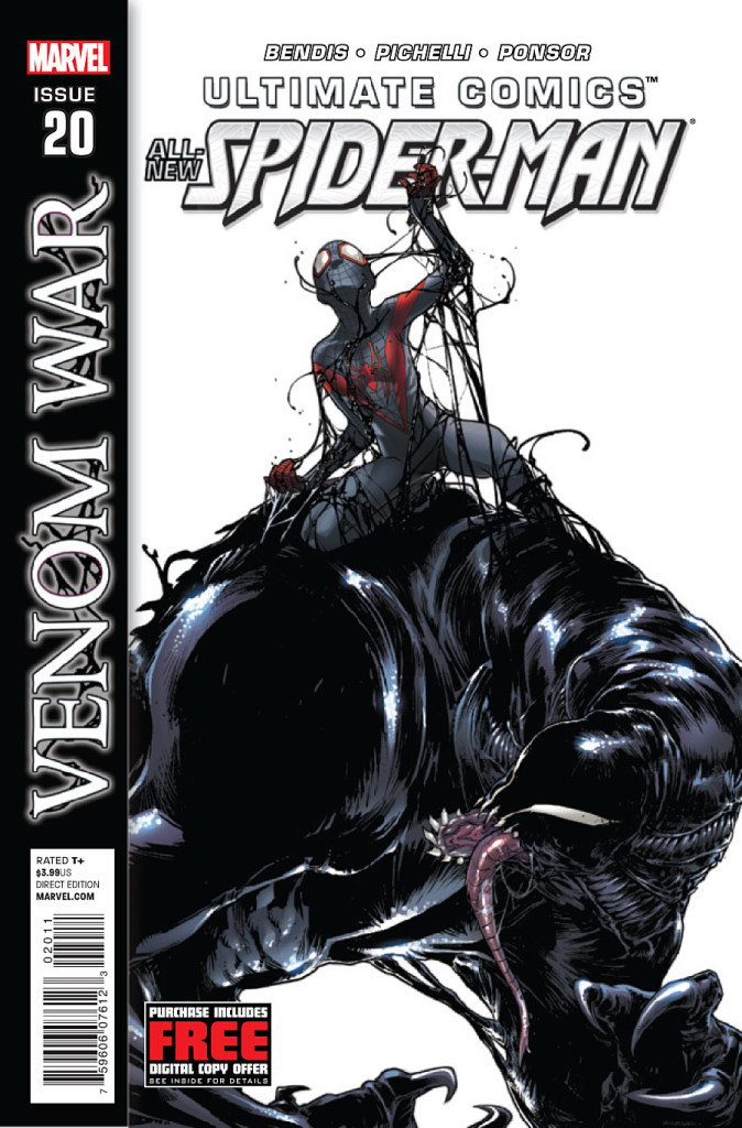 prv15059 cov 674x1024 Marvel Comics   Ultimate Comics Spider Man #20 (Preview)