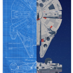 untitled 150x150 Star Wars Schematic Illustrations from Will and Tim Anderson