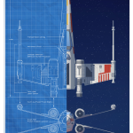 untitled21 150x150 Star Wars Schematic Illustrations from Will and Tim Anderson