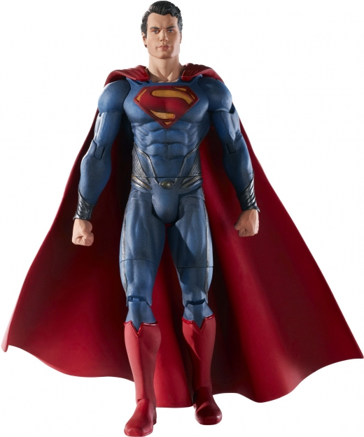 untitled8 Pics of Upcoming Superman Action Figures for Man of Steel